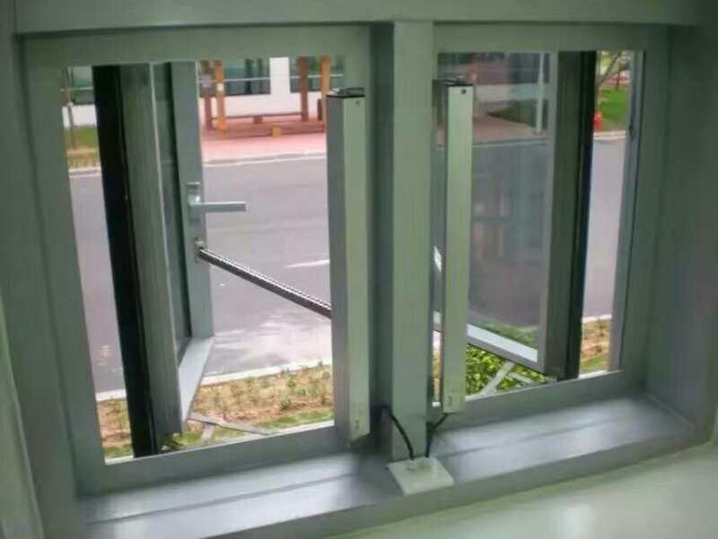 電動鏈條式開窗機